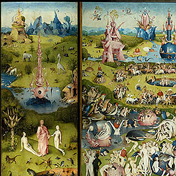 Hieronymus Boschs Garden of Earthly Delights StoryMapJS