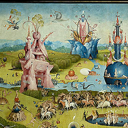 bosch the garden of earthly delights. Hieronymus Bosch\u0027s \ Bosch The Garden Of Earthly Delights